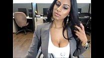 sexy latina brunette