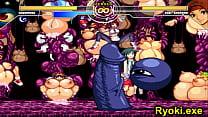 Kuromaru Vs Yuri Sakazaki The Queen of Fighters