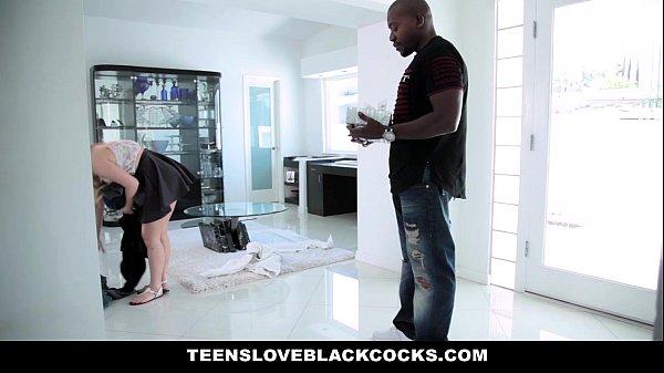TeensLoveBlackCocks - Big Ass Teen (Harley Jade) Fucked By Monster Cock