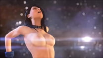 Mass Effect - Ashley Williams - Full Compilation GIF