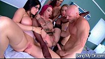 Hard Bang Action Between Doctor And Slut Horny Patient (Anna Bell Peaks & Nicole Aniston & R