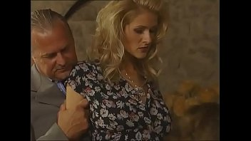 Don Vito takes care of two horny sluts