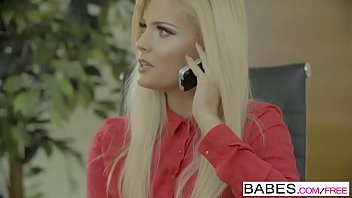 Babes - Office Obsession - Sensual Delivery  starring  Ryan Rider and Candee Licious clip