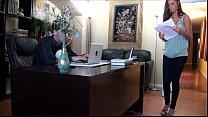 Porn Pros Office Seduction w Whitney Westgate