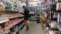 More Mum Shopping Buttplug Heels Stockings. See pt2 at goddessheelsonline.co.uk