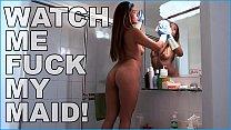 BANGBROS - Innocent Latina Maid Isabella Taylor Strips Down For Cash