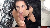 Tighty MILF stepmom want to taste a stepsons huge cock