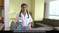 MAMACITAZ - #Maria Antonia Alzate - Latina Maid Eating Pussy On Duty