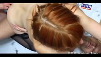xxx-video.top - redhead whore and Russan boys