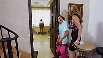 Julia Ann's Pervert Step Son Fancies The Maid Abby Lee Brazil (smv13542)