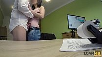 LOAN4K. When a young lady likes anal...