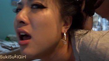 @Andregotbars beautiful Chinese Wife MOANING will make you CUM