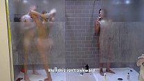 WTF! Abbie C*ck Blocks Chloe And Sam's Naked Shower | Geordie Shore 1605