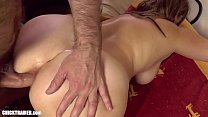 Britney c. on a mouthful of cum shot right down her throat. Amateur Ass-to-Mouth Deepthroat Gagging. Spitters are quitters, but this was an accident! Big tits anal homemade amateur porn.