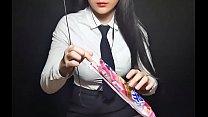 asmr korean youtuber jigsaw video