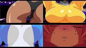 FNIA 2 Jumpscares Compilation