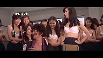Harenchi Gakuen Suddenly a physical examination for girls only begins! Only the upper body bra for a long time!