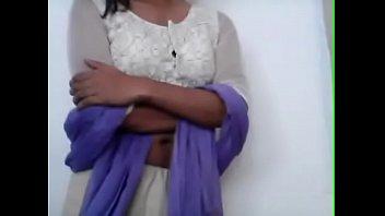 Crossdresser Mahi in Velvet Dress