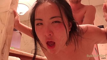 he Covers her face in CUM and KEEPS fucking her!! sukisukigirl wmaf couple