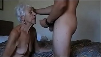 Grandma Fucked By Her Grandson Part # 2