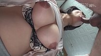 Temptation of a young wife with horror sickness 2