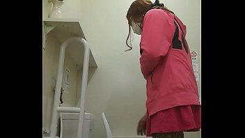 Pee in the toilet