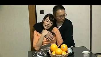 Father In Law Helps His Daughter In Law For Orgasm