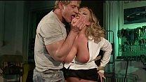 Jessica Moor is under domination. BDSM bondage sex movie.