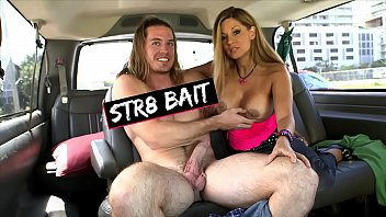 BAIT BUS - Little Andrew Collins Gets FIlled Up By Long Haired Stud Kip Johnson