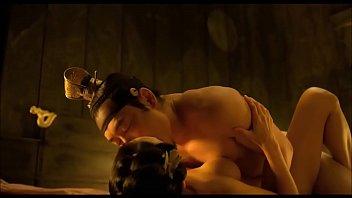 Domestic pornography Korean movie bed scene collection 1