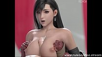 Tifa Amazing 3D Porn animation by redmoa