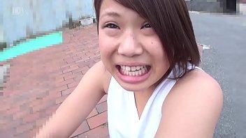 Former junior basketball prefecture representative girl appears on AV Haruko Miyagi 1