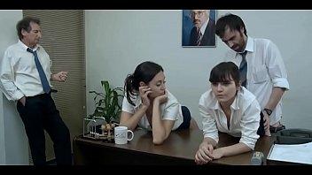 Secretaries getting fucked (mainstream Argentine movie)