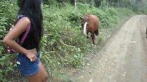 (Onlyfans.com/heatherdeep) HEATHERDEEP.COM Thai Teen Peru to Ecuador horse cock to creampie
