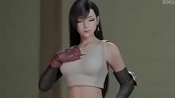 Tifa goes 1v1 and gets her r. by redmoa