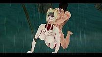 attack on titan female titan fucking with eren titan / imvu