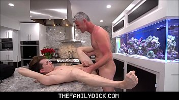 Twink Stepson Alex Meyer Family Sex With Stepdad Bill Farnsworth After Getting Bullied At S.
