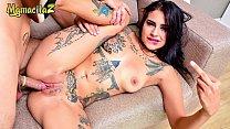 MAMACITAZ - 18 yo Teen Latina Melina Zapata Fucks On Cam With New BF To Make Jealous The Ex