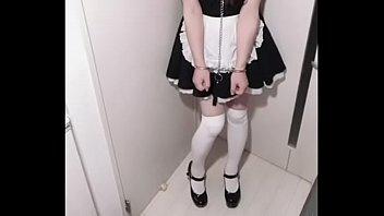 【cross dresser Nao】hand cuffs