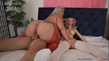 Big Booty BBW Tiffany Star Threesome With Sex Toy Sean Lawless