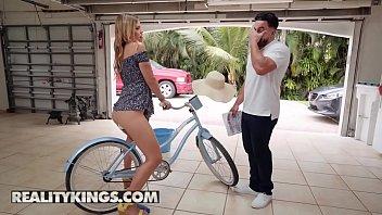 Teens love Huge COCKS - (Leah Lee) - Bicycle Brat - Reality Kings