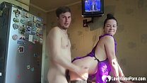 Hot stepsister gets her anal canal shafted