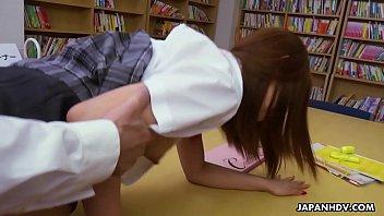 Japanese schoolgal, Misaki Asuka got fucked, uncensored