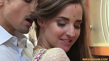 Bad immorality savita bhabhi got her pussy and ass fucked by sucking cock of a stranger