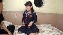 Sailor suit and crotch stick Kimiko Makita 1