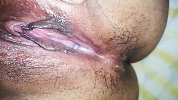 Fucking shaved wet pussy while her m. isn't home