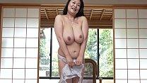 """Resurrection"" Rui Ayukawa 54 years old ""Power-up of fifty libido! Natural huge breasts volume up! Look at me who has upgraded everything"""
