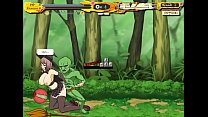 Witch girl hentai game new gameplay . Cute girl having sex with goblins and orks in hot sexy hentai ryona game