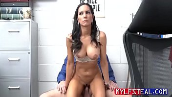 Really Hot MILF Caught And Fucked For Stealing- Tia Cyrus