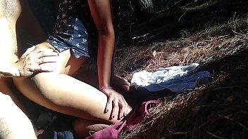 WILD SEX IN CHILEAN FOREST